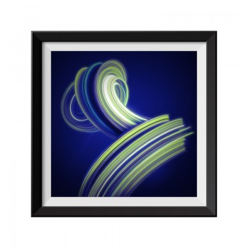 Abstract Art - Framed Print