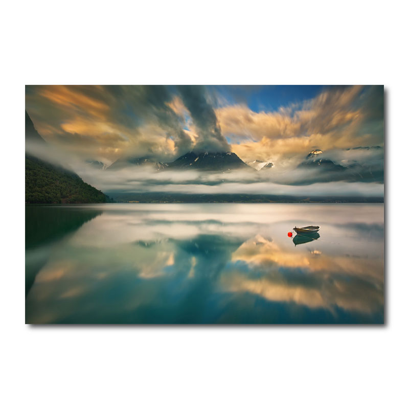 One... Canvas Wall Art