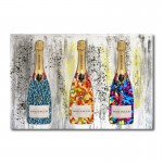 Champagne Sweets Canvas Art Print