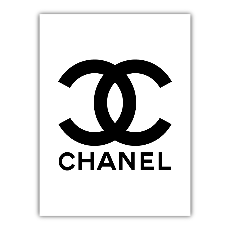 Chanel Canvas Art Print