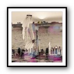 Spirit of Arabia 18 Framed Art Print