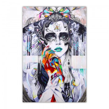 Anticipation By Minjae Lee Wall Art Canvas Print