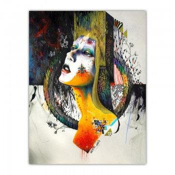 Between Hope And Despair by Minjae Lee Wall Art Canvas Print