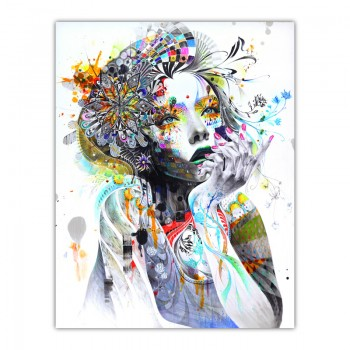 Circulation by Minjae Lee Wall Art Canvas Print