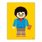 Ross Toy Canvas Wall Art Print