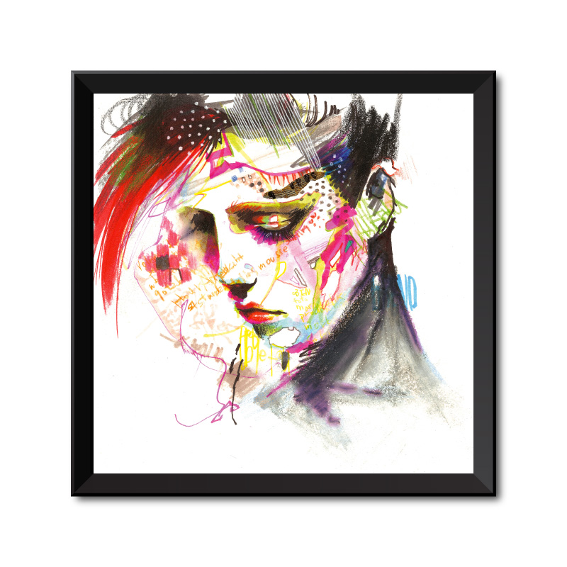 Hangover By Minjae Lee Framed Art Print