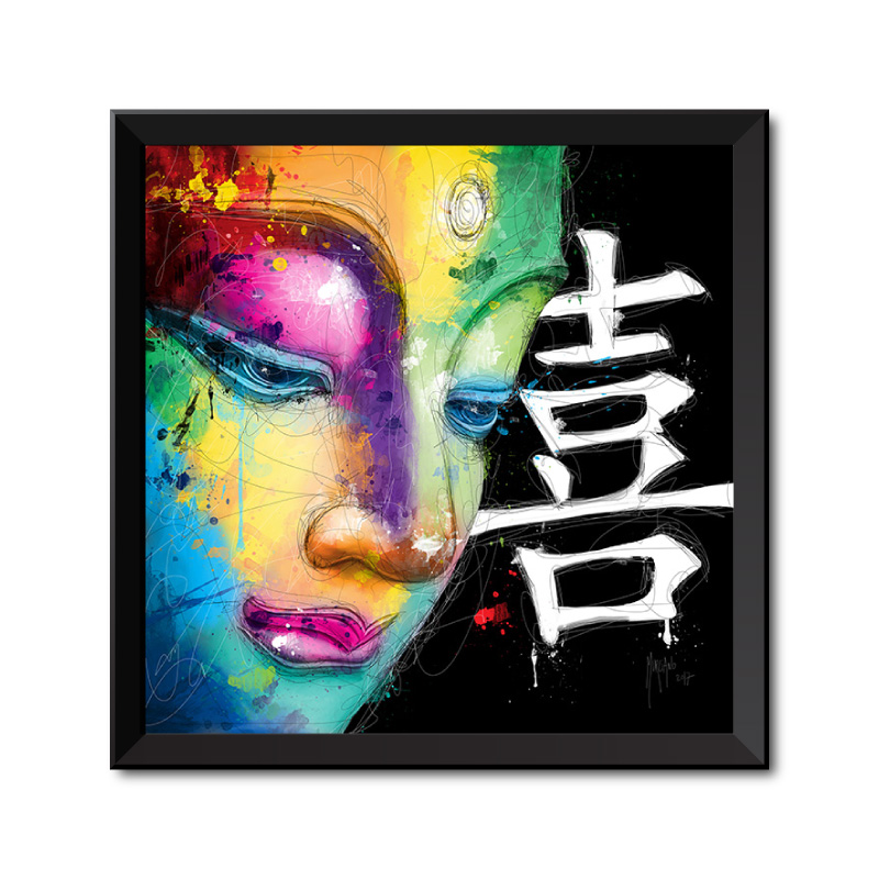 Happiness Framed Art Print by Patrice Murciano