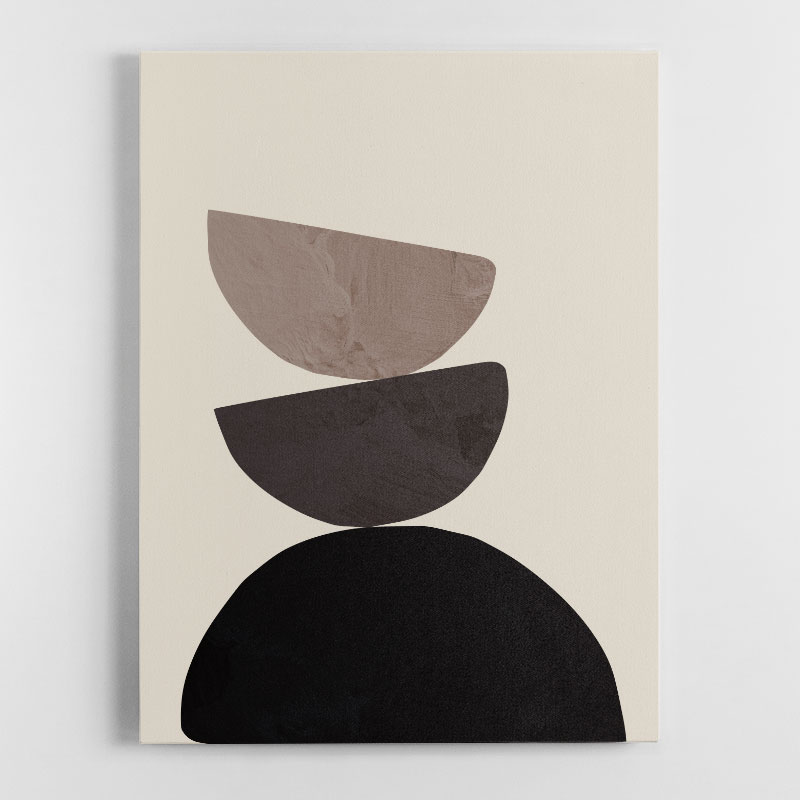 Collage 07 Canvas Wall Art Print