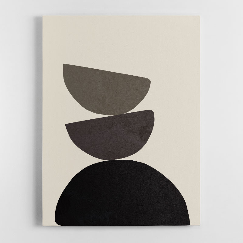 Collage 08 Canvas Wall Art Print