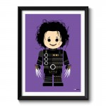 Edward Toy Framed Print